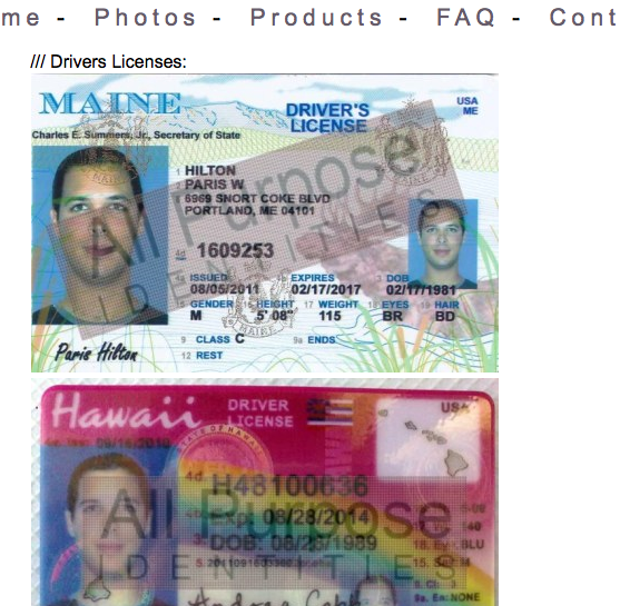 Prawo randkowe stanu Maine